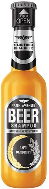 PARK AVENUE Anti Dandruff Beer Shampoo Pack Of 1
