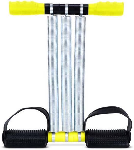 Savgyan Tummy Trimmer Triple Spring Ab Exerciser for Men & Women-Fitness Equipment Ab Exerciser