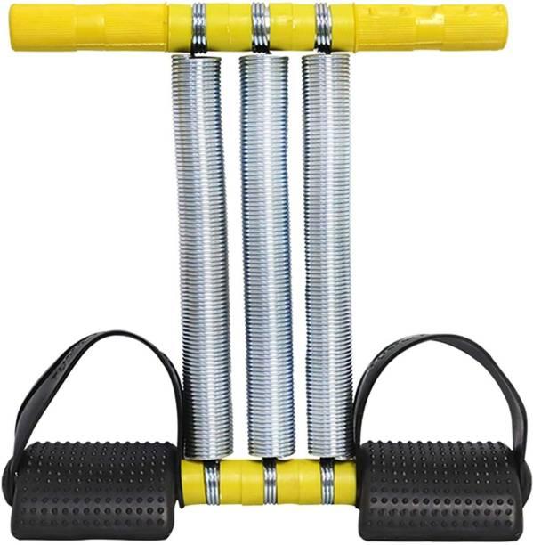 COMODO Triple Spring Tummy Trimmer Ab Exerciser Fitness Equipment for Home Ab Exerciser Home Gym Kit