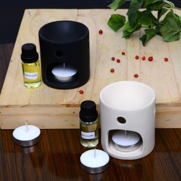 Flipkart SmartBuy Jasmine, Lemon Grass Diffuser Set