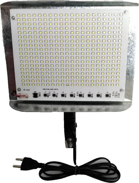Hanumex Professional 400 Watt Led Video Light for TIK Tok Video B4 Light for Marriage/Night Photography 400 lx Camera LED Light (Color Warm White) 400 lx Camera LED Light
