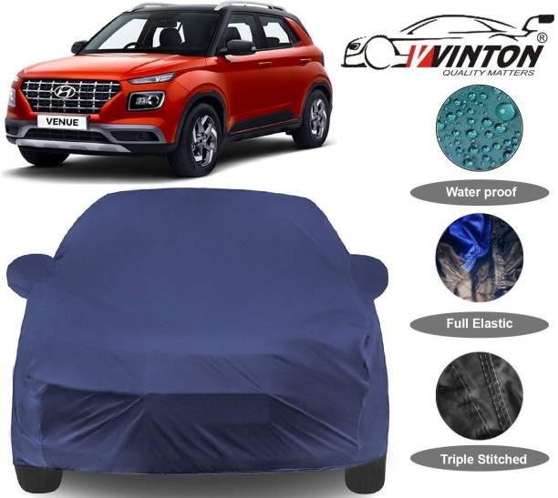 V VINTON Car Cover For Hyundai Venue (With Mirror Pockets)