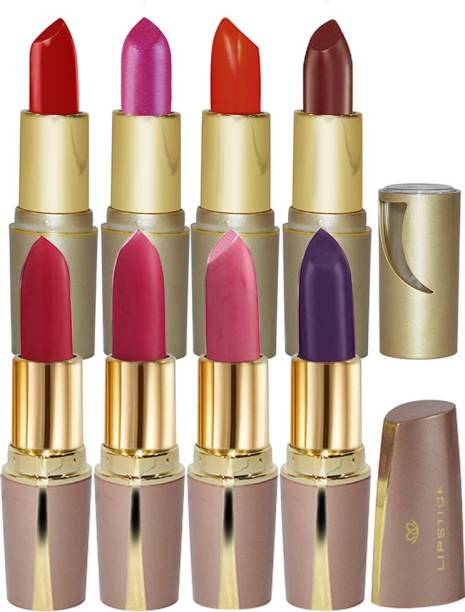 La Perla Super Stay Color Lipstick Pack of 8