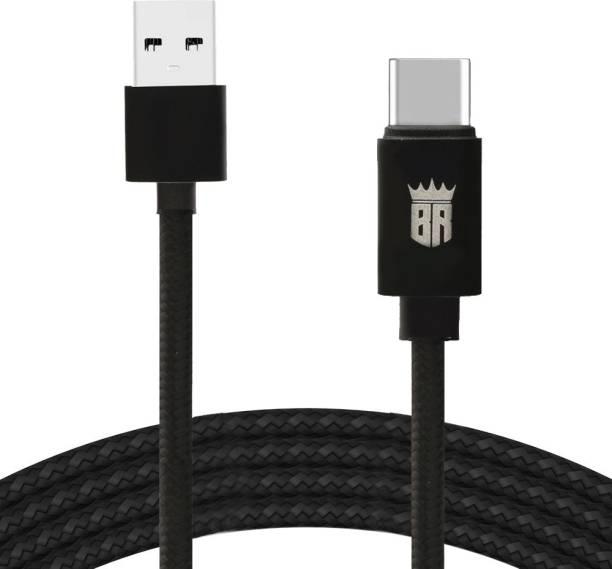 BlissRex BRC B010B 2.4 A 1 m USB Type C Cable