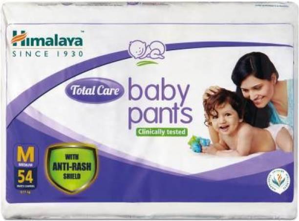 HIMALAYA TOTAL CARE BABY PANTS M-54 PCS - M