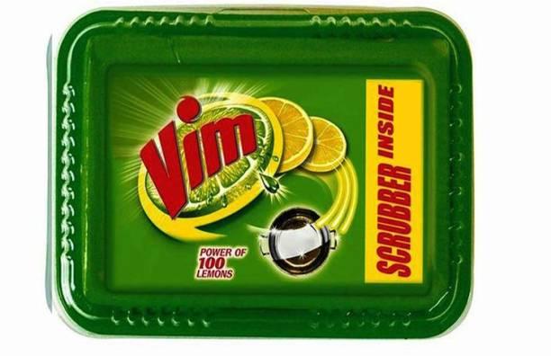 DPCOLLECTIONS Vim Dishwash Bar Tub Pack, 250 g Pack of 2 Dishwash Bar