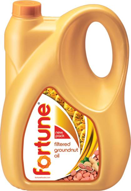 Fortune Groundnut Oil Can