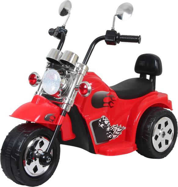 HLX-NMC Super cruiser battery operated bike for kids - Red Bike Battery Operated Ride On