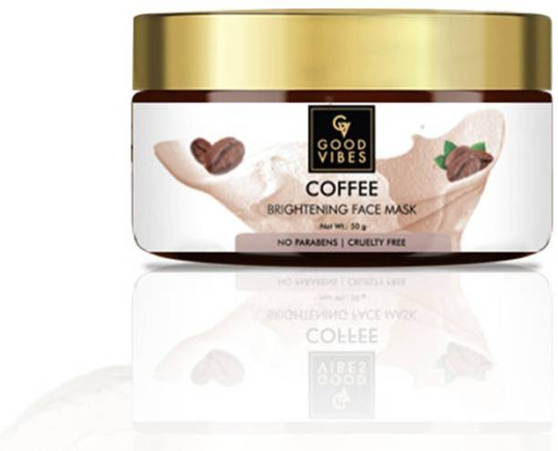GOOD VIBES Coffee Brightening Face Mask