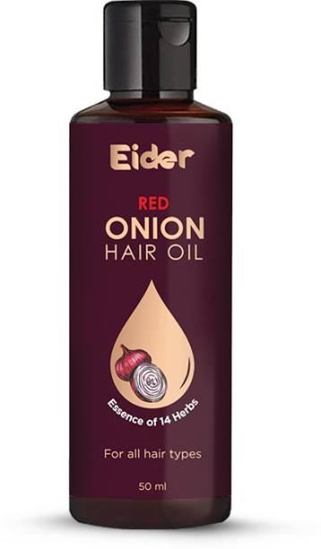 Eider Red onion Hair Oil For Hair Growth Hair Oil