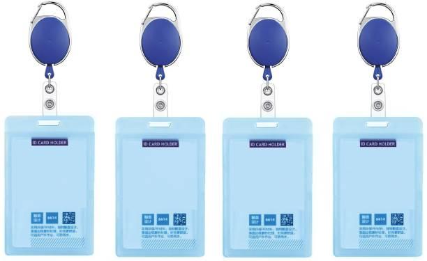 Definite Plastic, Silicone ID Badge Holder