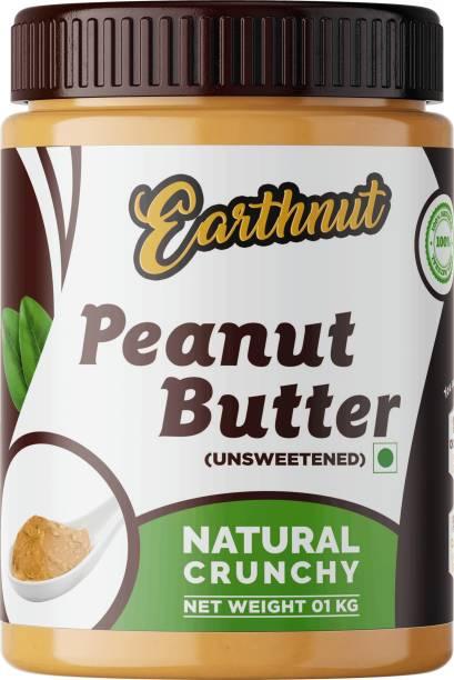 Earthnut Crunchy Peanut Butter 1 kg