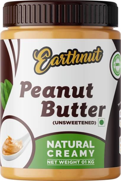 Earthnut Peanut Butter Creamy 1 kg