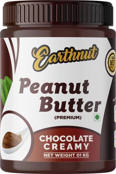 Earthnut Chocolate Peanut Butter 1 kg
