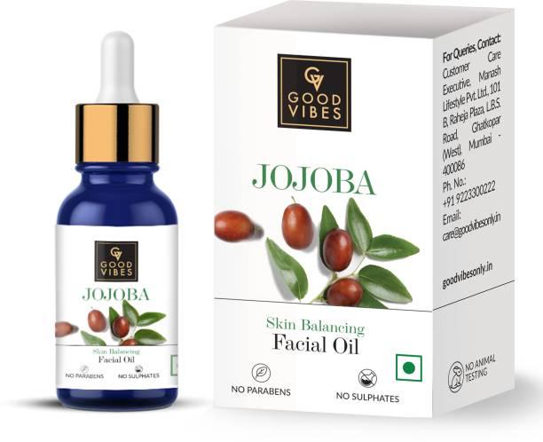 GOOD VIBES Jojoba Facial Oil Serum