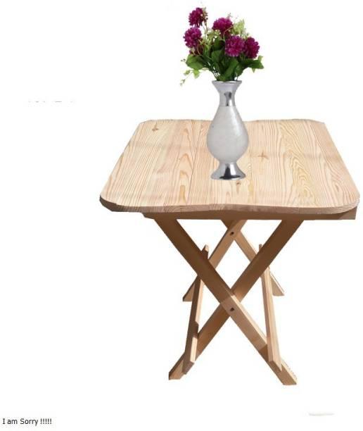 Karigar Creations archana010 Solid Wood Outdoor Table