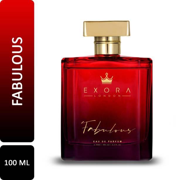 EXORA New Fabulous Perfume For Men And Women-EDP 100ml Eau de Parfum  -  0.1 L