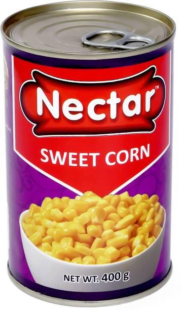 PANEL'S NECTAR Sweet Corn kernels | Ready To Eat Snacks| Testy Makai 400 g