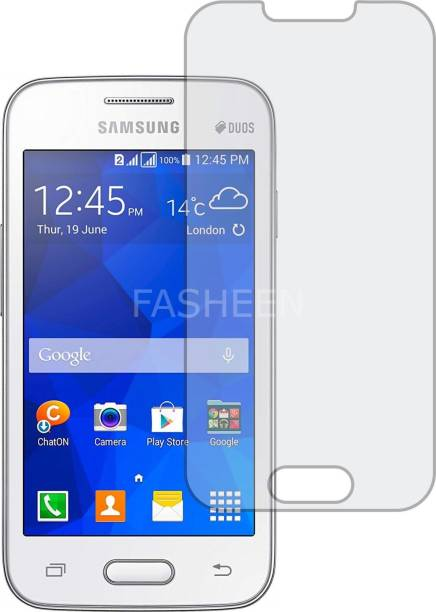 Fasheen Tempered Glass Guard for SAMSUNG GALAXY ACE NXT SM-G313H (ShatterProof, Flexible)