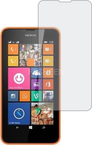 Fasheen Tempered Glass Guard for NOKIA LUMIA 630 (ShatterProof, Flexible)