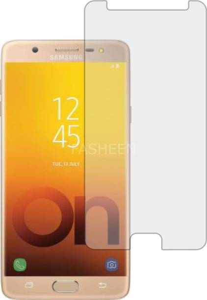 Fasheen Tempered Glass Guard for SAMSUNG GALAXY J7 MAX (ShatterProof, Flexible)