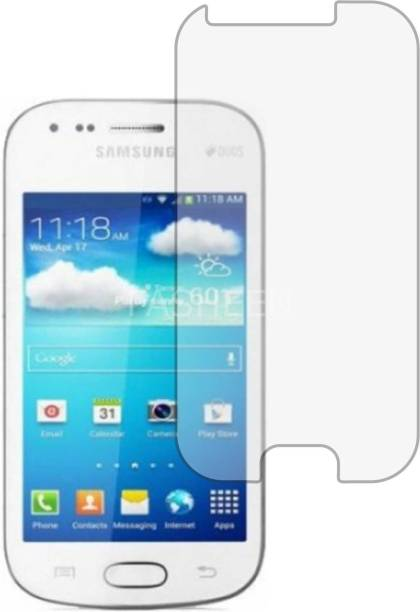 Fasheen Tempered Glass Guard for SAMSUNG GALAXY S DUOS 2 S7582 (ShatterProof, Flexible)