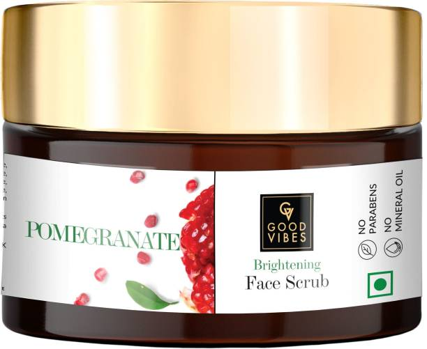 GOOD VIBES Pomegranate  Scrub