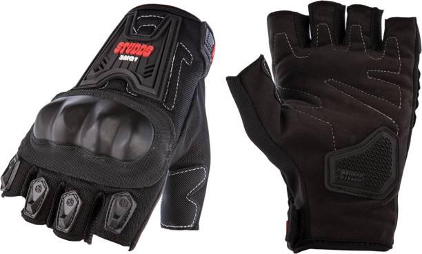 STUDDS SMG 1 Half-Finger Riding Gloves