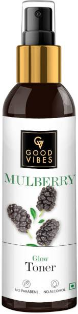 GOOD VIBES Glow Toner - Mulberry Men & Women