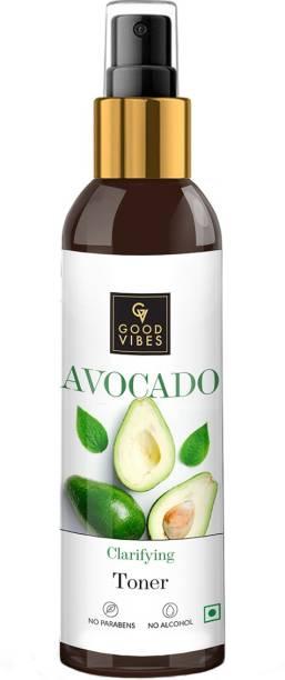 GOOD VIBES Avocado Face Toner for Women Women