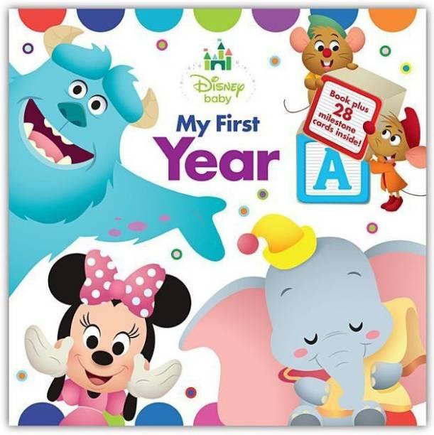 Disney Baby My First Year