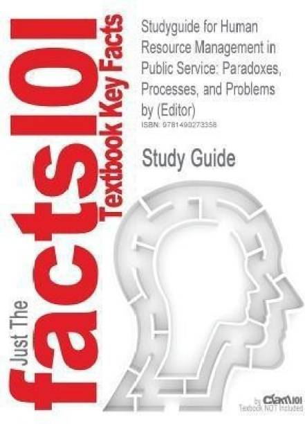 Studyguide for Human Resource Management in Public Service