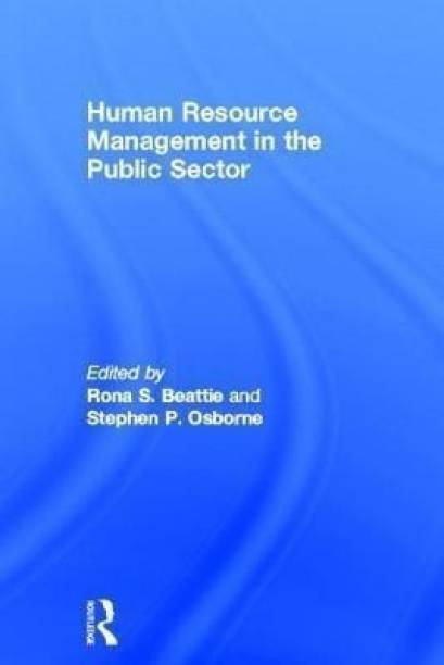 Human Resource Management in the Public Sector