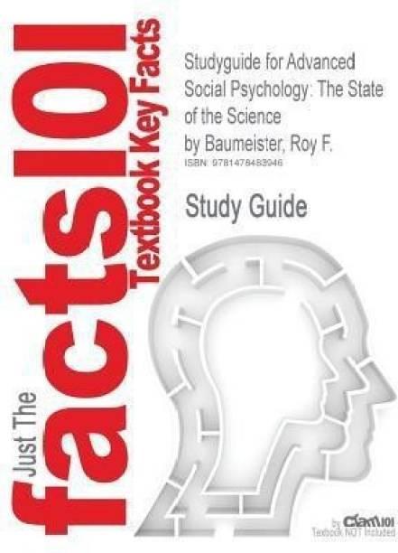 Studyguide for Advanced Social Psychology