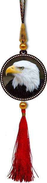 GiftzLane Eagle Car Hanging Ornament