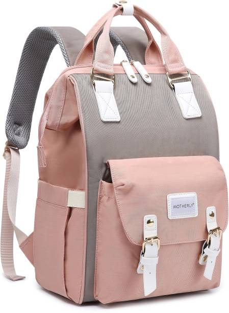 motherly Diaper Bags for Mothers, Backpack for Mom for Travel, Baby Travelling Bags