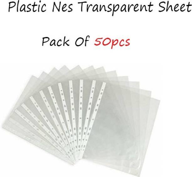 Ushergy Polypropylene Sheet Protector