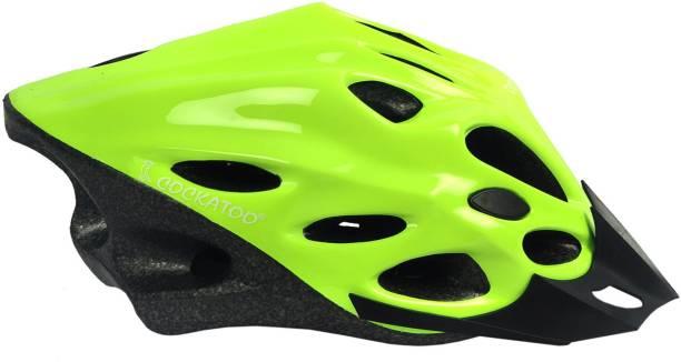 COCKATOO parrot color Cycling Helmet