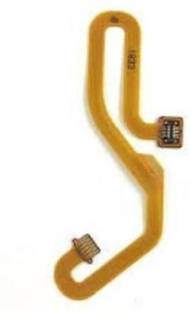 Vedya Fingerprint Sensor Scanner Touch ID Home Button Connector Honor 9N Sensor Flex Cable