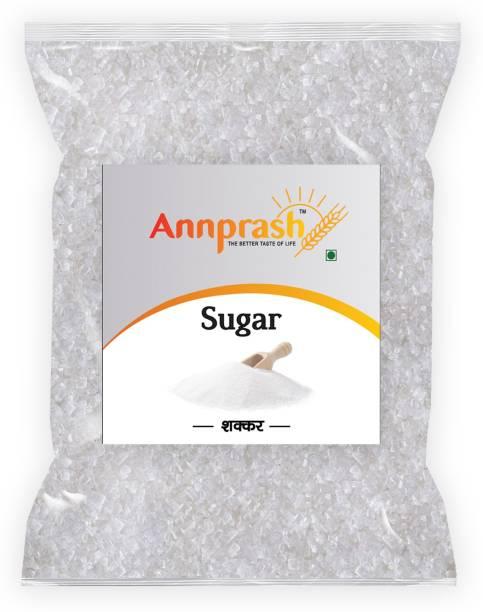 ANNPRASH Premium Quality White Sugar- 500gm (Pack of 1) Sugar