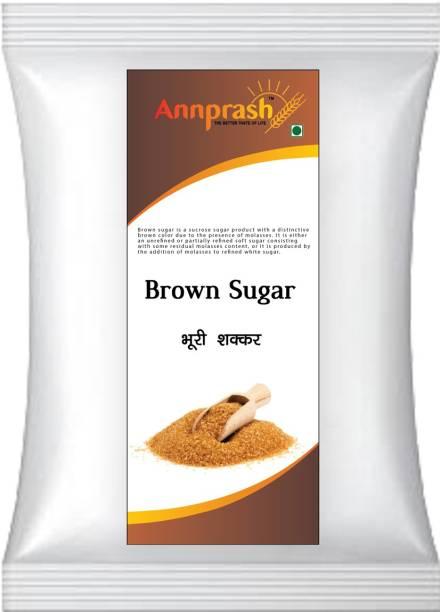 ANNPRASH Premium Quality Brown Sugar - 4Kg (Packing) Sugar