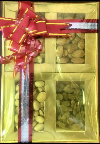 SRI BALAJI MITHAI BHANDAR DRY FRUITS HAMPER SMALL Pistachios
