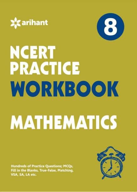 Ncert Practice Workbook Mathematics 8 - Class 8