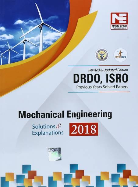 Drdo, Isro : Mechanical Engineering : Previous Solved Papers - 2018