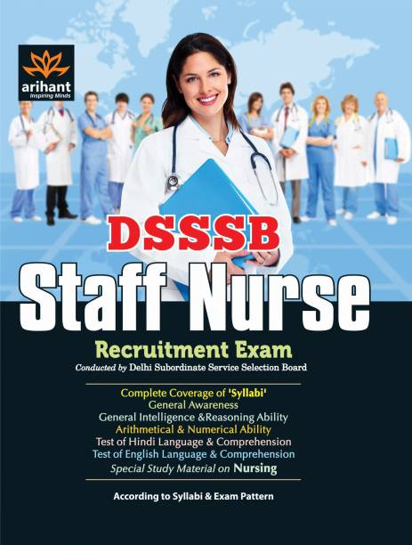 Dsssb Staff Nurse Recruitment Exam