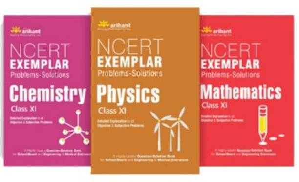 Ncert Exemplar Problems-Solutions Physics,Chemistry,Mathematics Class 11th