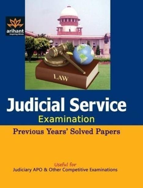 Judicial Services Examination Previous Years' Solved Papers
