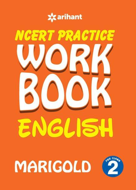 Ncert Practice Workbook English Marigold for Class 2 - For Class 2