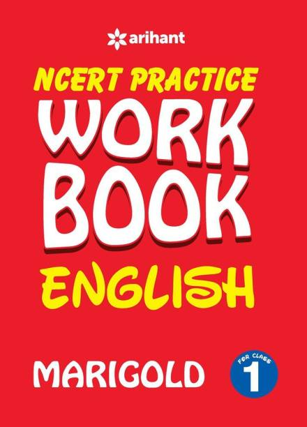 Ncert Practice Workbook English Marigold for Class 1 - For Class 1
