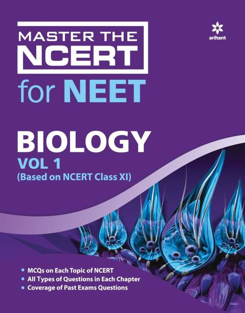 Master the Ncert for Neet Biology
